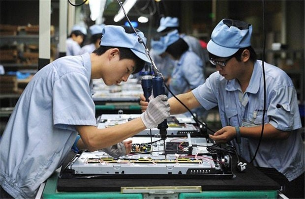 Vietnam Second in Asean in Manufacturing Sector Growth